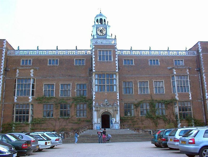 Hatfield House, Hertfordshire-home of the   Marquess of Salisbury