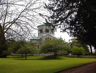 Queen Victoria's Mauseleum, Frogmore, Windsor