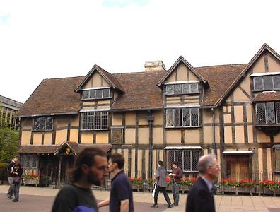 Shakespeare's Birthplace, Stratforn-upon-Avon