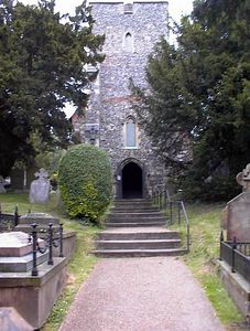 St. Martin's Church, Canterbury