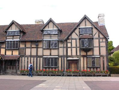 Shakespeare's Birthplace, Stratford-upon-Avon