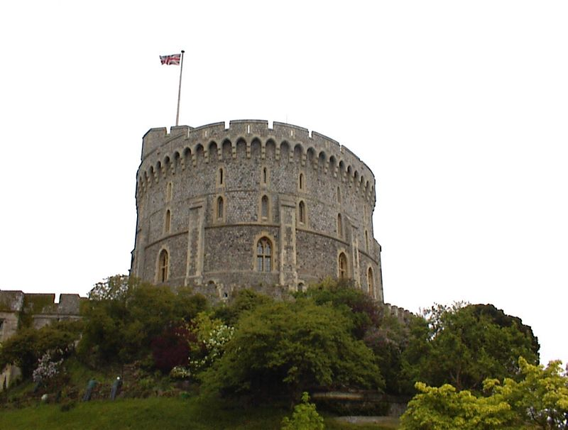 The Round Tower, Windsor Castle