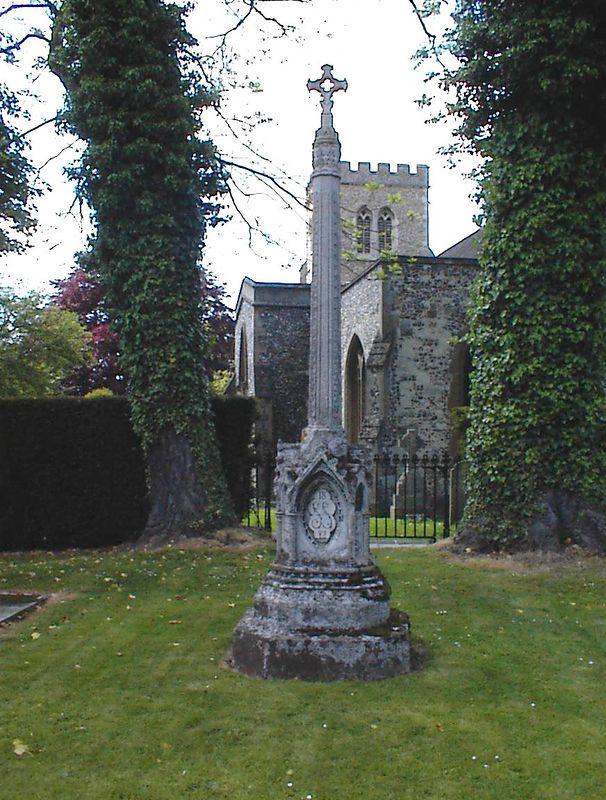St. Etheldreda Church, Hatfield