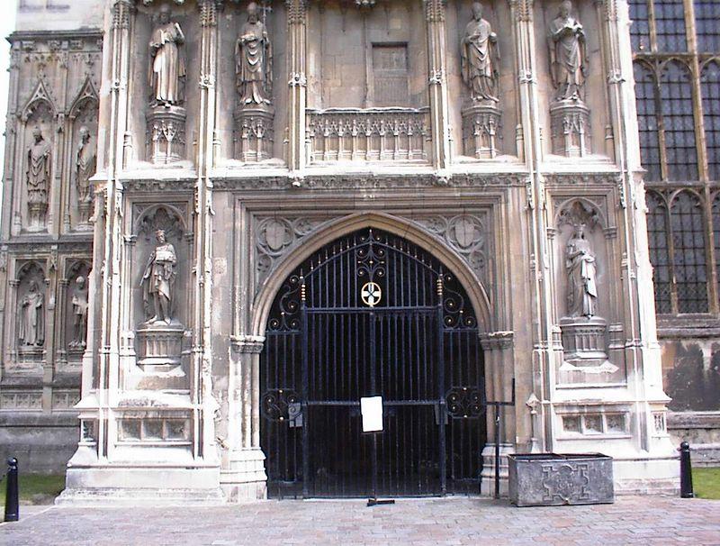 South Door, Canterbury Cathedral