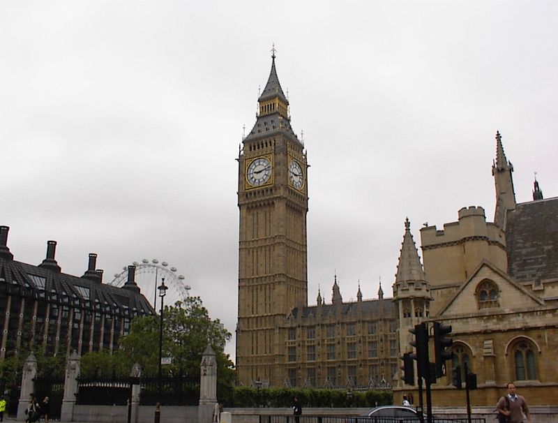 Parliament Tower, Westminster