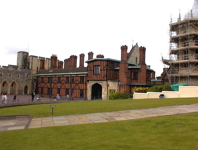 Lower Ward, Windsor Castle