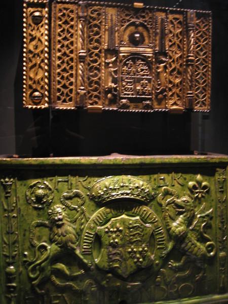 Doorlock ca.1539-1547, Victoria and Albert Museum