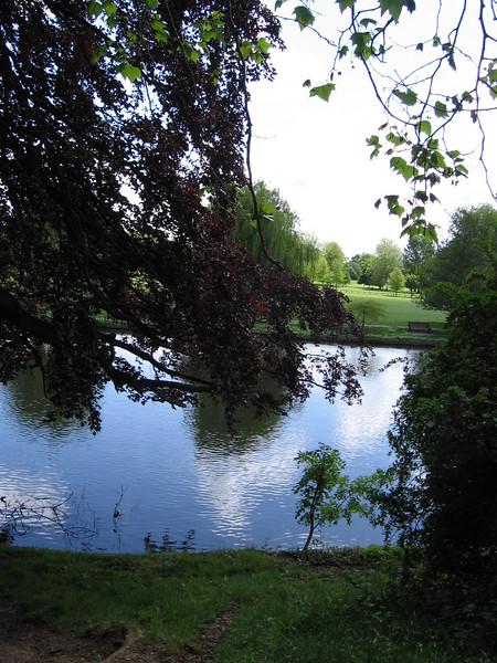 The river, Stratford-on-Avon