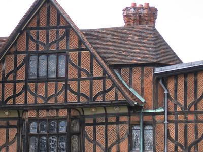 Fifteenth century building, Horseshoe Crescent, Lower Ward, Windsor Castle