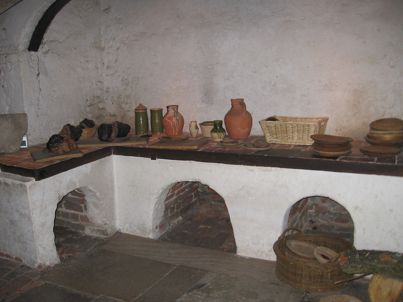 Tudor Kitchen, Hampton Court Palace