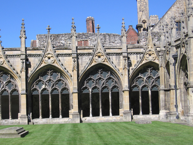The Cloister, CanterburyCathedral