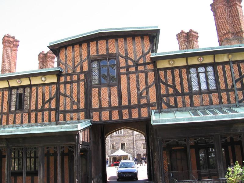 Horshoe Crescent, Windsor Castle