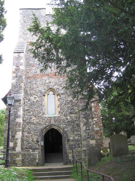 St. Martins' Church, Canterbury