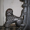 Carved chair, The Commandery, Worcester