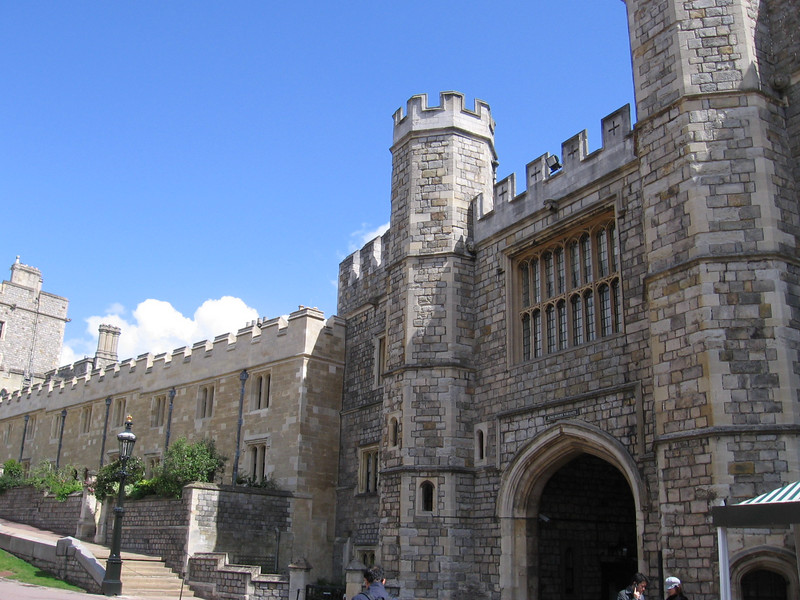 Henry VIII's Gate, Windsor Castle