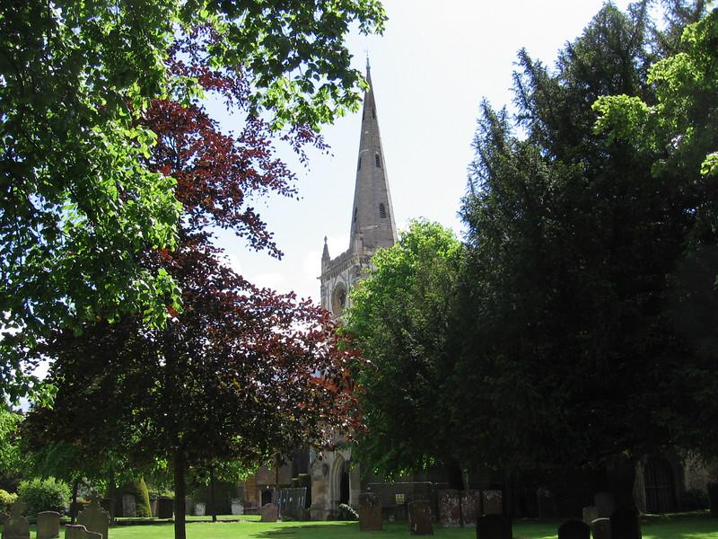 Holy Trinity Church, Stratford-on-Avon