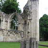 Ruins of St. Mary's Abbey, York