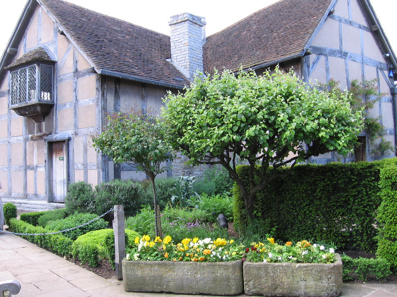 Shakespeare's Birthplace, Stratford-on-Avon