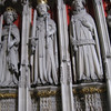 Stautes of Kings, York Minster