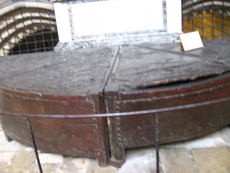 Cope Chest, 13th Century, York Minster