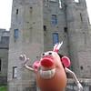 Mr. Potato Head at Warwick Castle