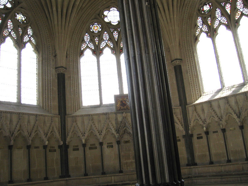 Chapter House, Wells Cathedral, completed by 1300