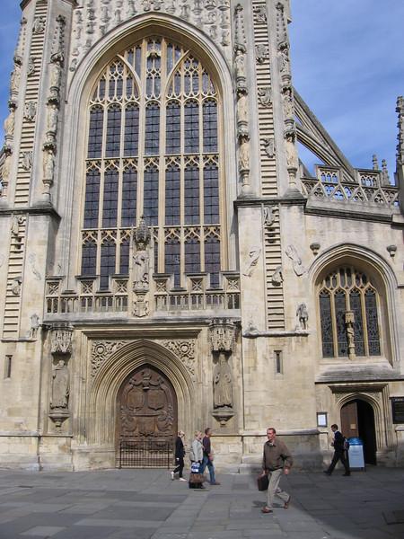 Bath Abbey, Bath