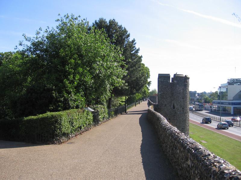 City Walls, Canterbury