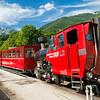Die Schafbergbahn (Dampflokomotive aus den 1990er Jahren)