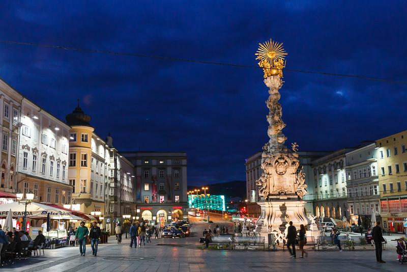 Linz Hauptplatz