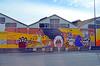 Artwork on Warehouses