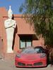 Entrance to the touristy movie sets at Ouarzazate