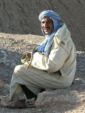 Ait Benhaddou, Ouarzazate and Imlil