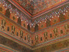 Detail of a ceiling, Palais de la Bahia