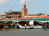 The Djemaa el-Fna