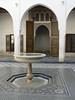 Courtyard at the Palais de la Bahia
