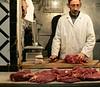 Butcher in the medina