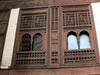 Windows in the medina
