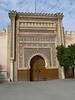 Typical palatial gateway