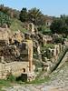 Roman ruins in the Chellah