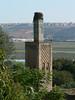 Minaret in the Chellah