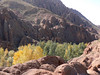 As drove towards the Dades Gorge we started seeing interesting rock formations