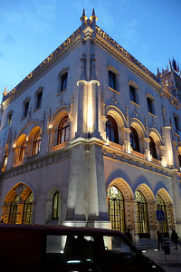 Rossio Train Station