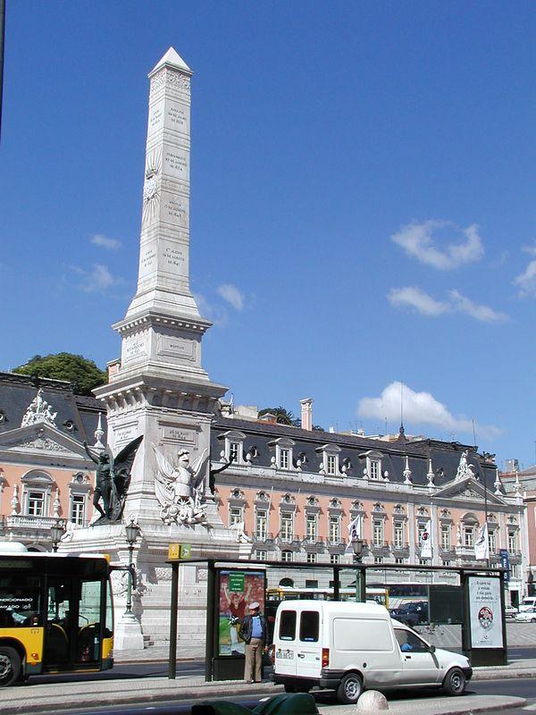 Praça Restauradores
