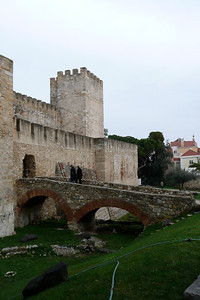 Entrance to Inner Ramparts