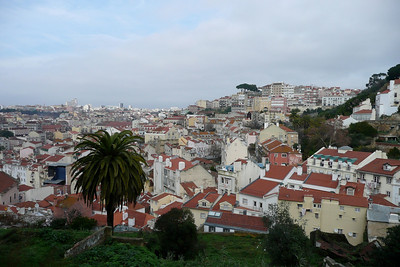View of the City from Café Chapitô