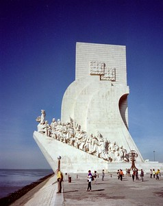 Monument ontdekkingsreizen