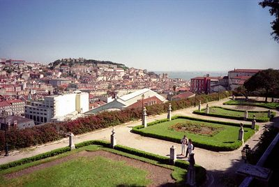 Park bovenstad