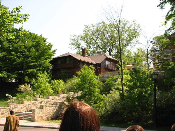 Day 12: Mark Twain's House, Harriet Beecher Stowe's House