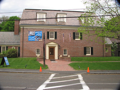 Day 3: Concord Museum, Emerson House, Fruitlands